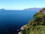 あまりにも美しい、紺碧の海原
